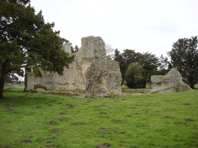 Weeting Castle (1)