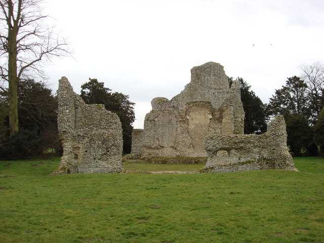Weeting Castle (2)
