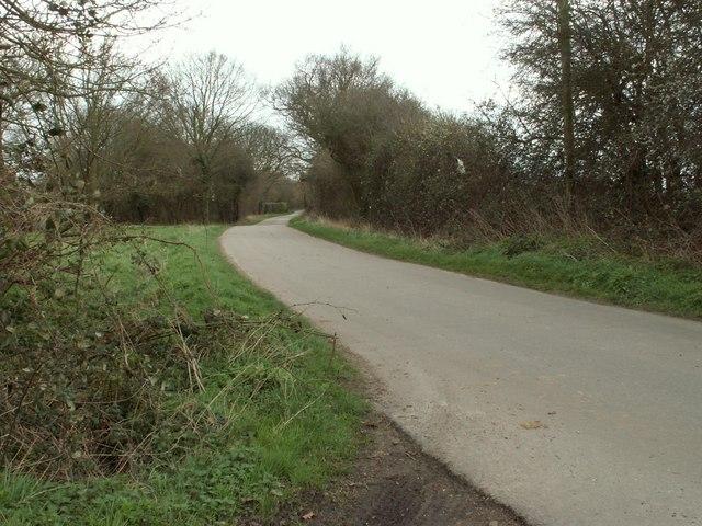 Old Road at Navestock Heath