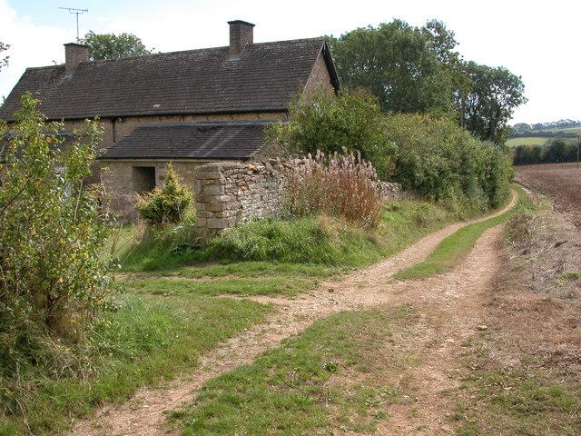 Cottage at Elwell, near Withington