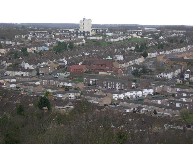 View From Great Lines, Chatham (2)
