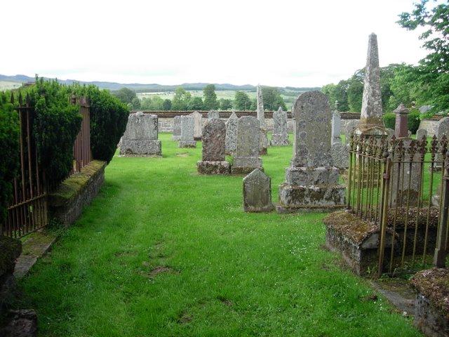 Corrimony Cemetery