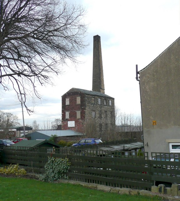 Croft Mill off Northgate, Almondbury