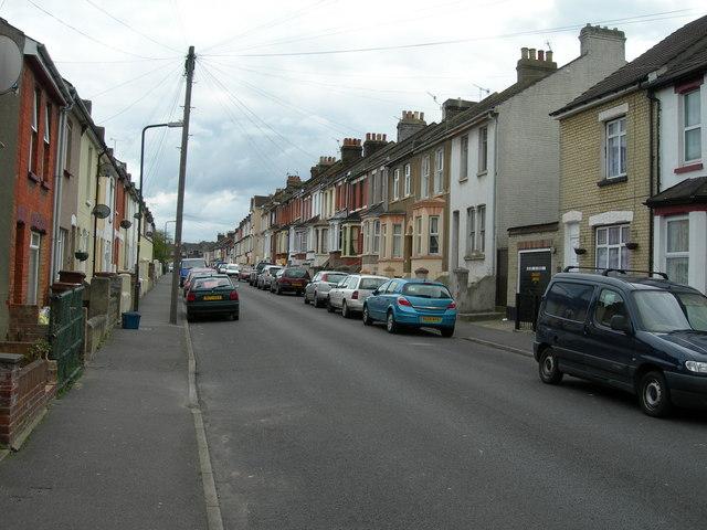 Victoria Road, Chatham