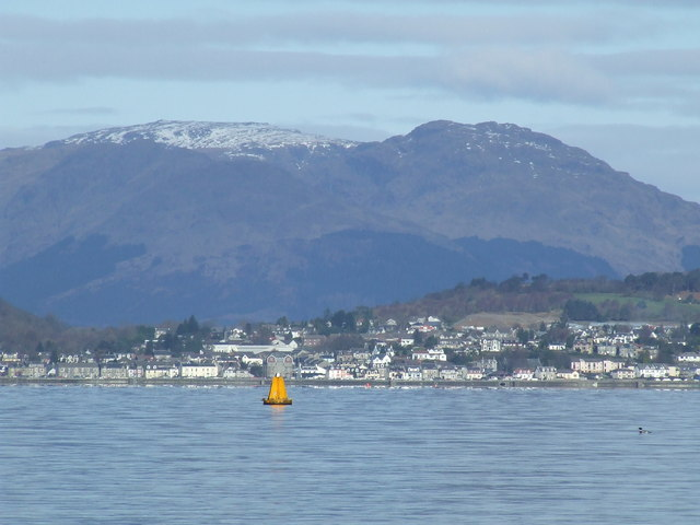 East Bay Dunoon