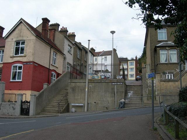 Church Hill, Luton, Chatham
