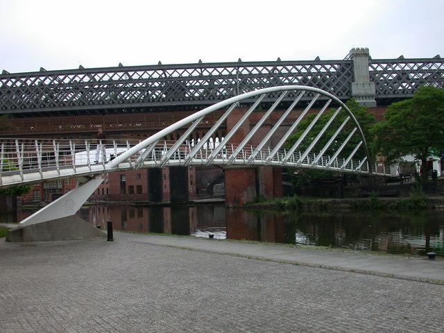 Merchant's Bridge, Castlefield