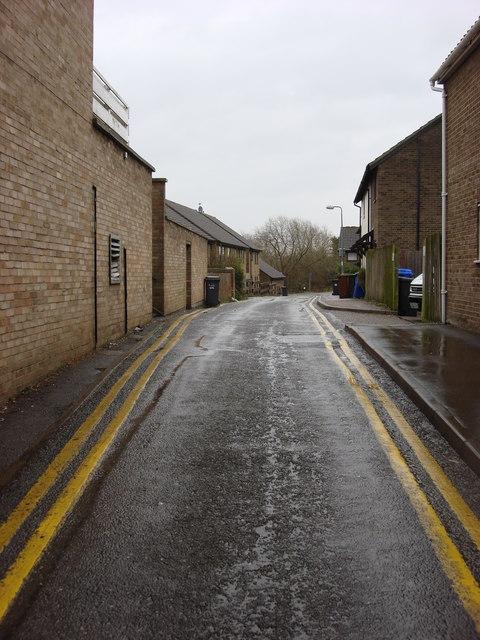 Whitehart Lane