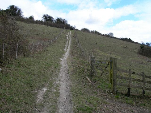 Path Up Darland Banks, Chatham