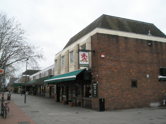The Red Lion, Portchester Precinct