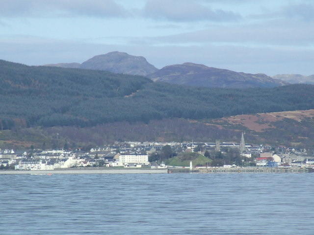 West Bay Dunoon