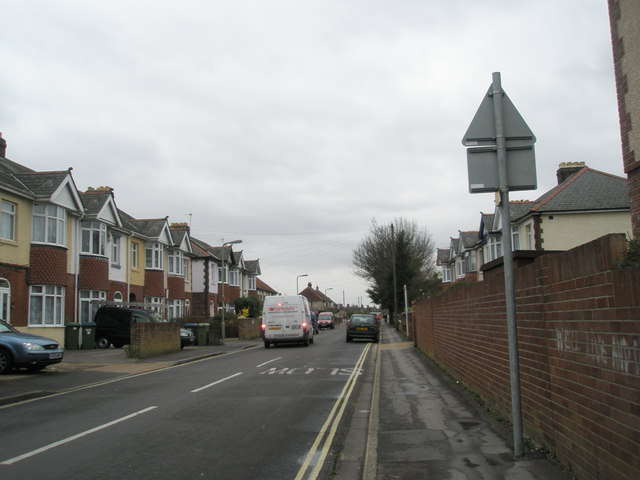 King George Road, Portchester