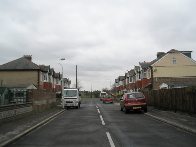 Queen Mary Road, Portchester