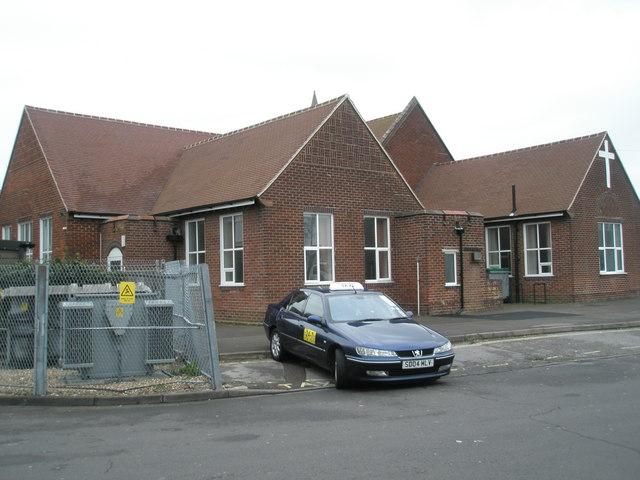 Portchester Methodist Church Hall