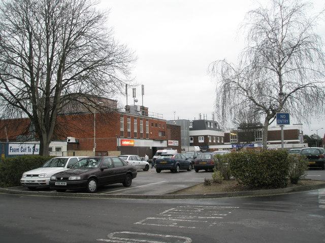 Iceland Car Park, Portchester