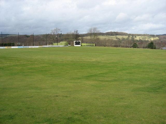 Tynedale Cricket Club ground
