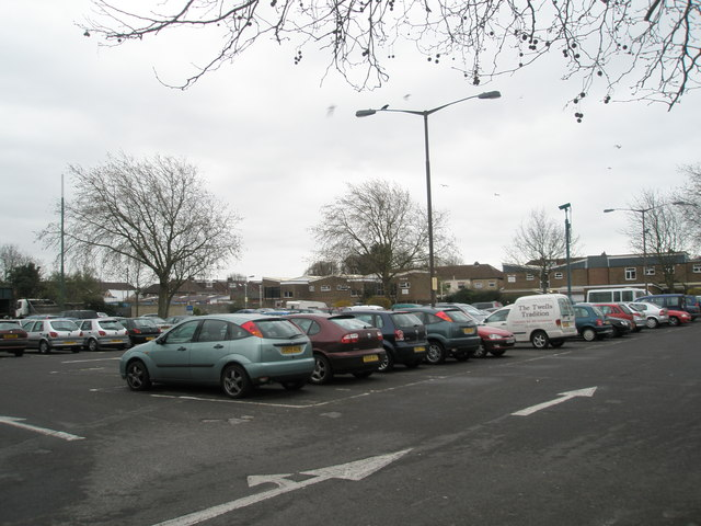 Methodist Car Park