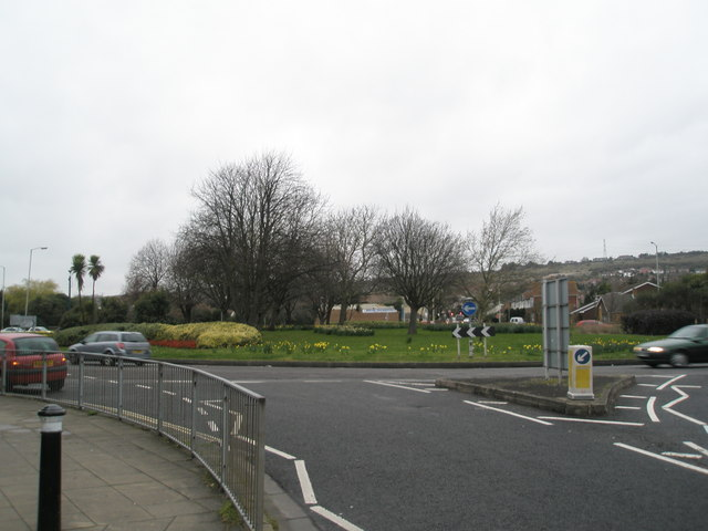 The Railway Hotel Roundabout