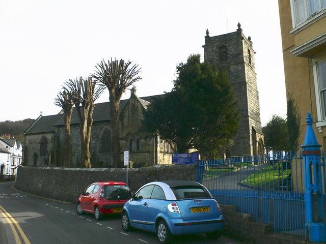 St Collen's Church, Llangollen