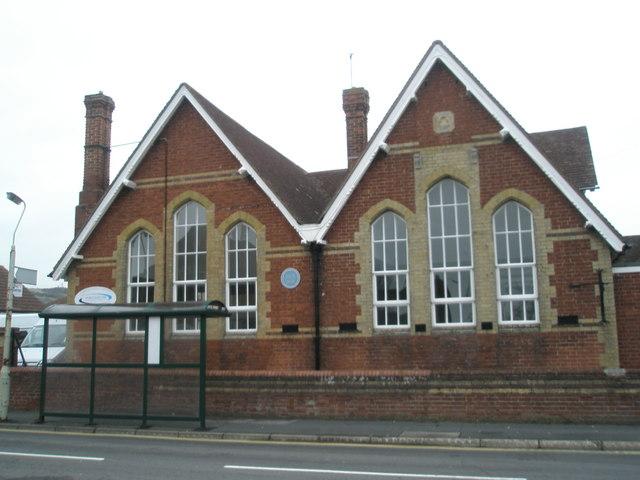 The former Castle Street School