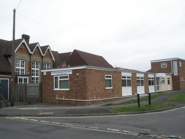 Castle Dental practice, Portchester
