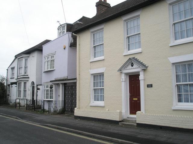 Castle Lodge, Portchester