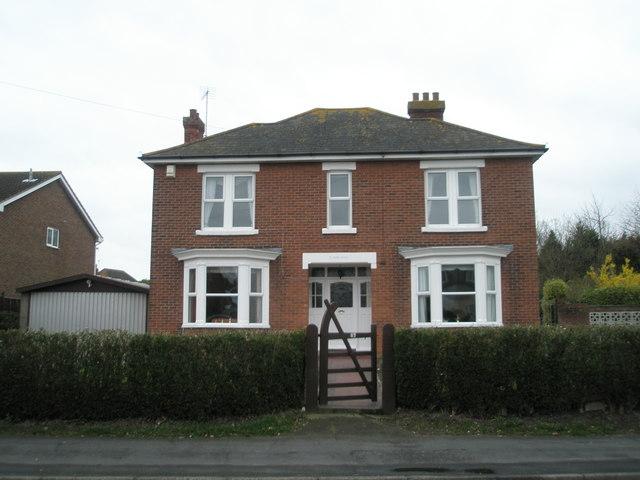 Splendid house in Castle Street