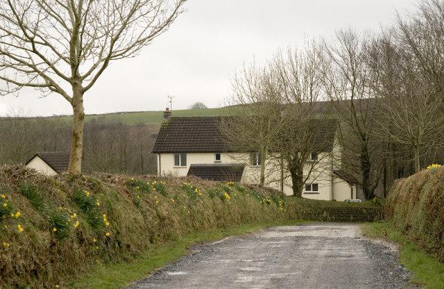 House at Shortacombe