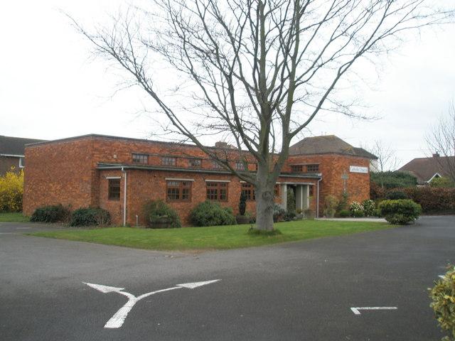 Portchester (RC) Church