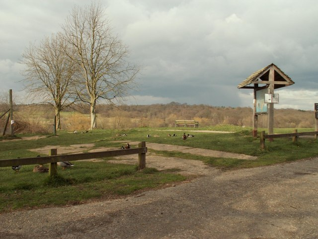 Part of Weald Country Park, South Weald