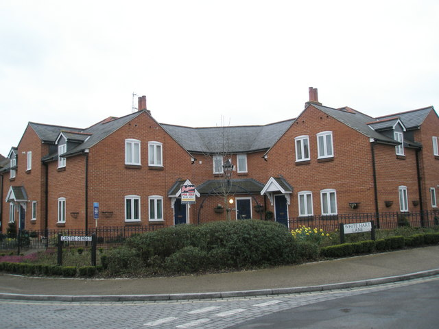 New houses on site of former Portchester Parish Hall