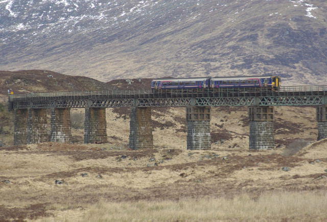 Rannoch Viaduct