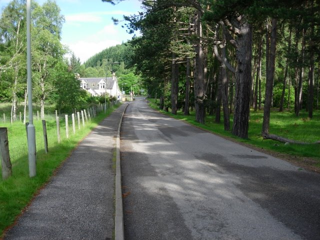 A831 through Cannich