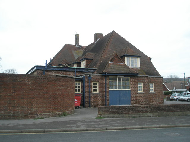 Side view of The White Hart