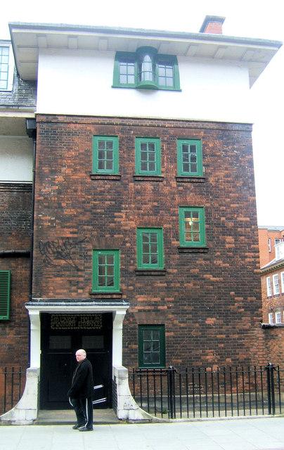 Mary Ward House, Tavistock Place, London WC1