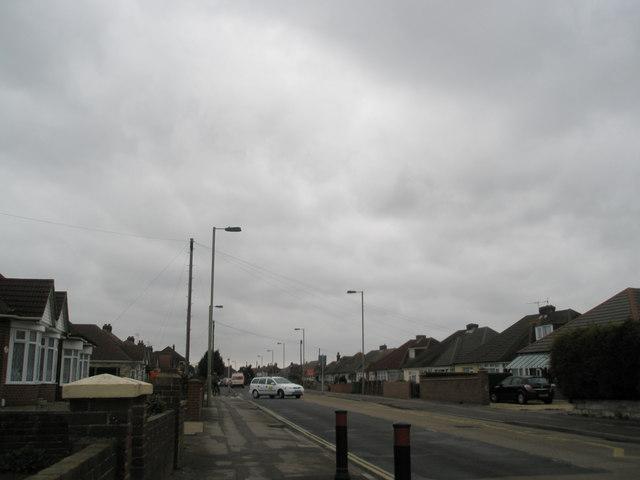 White Hart Lane, Portchester