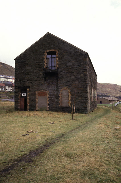 Elliot Colliery, East pit winding engine house