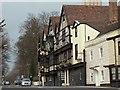TQ4493 : 'The Olde Kings Head' inn : Week 11