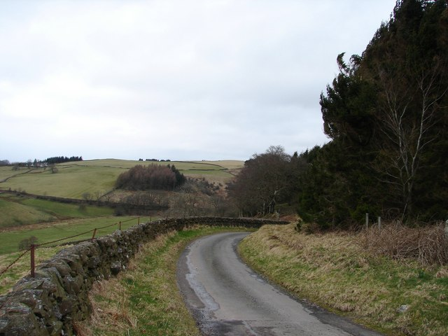 Leaving Auchencairn