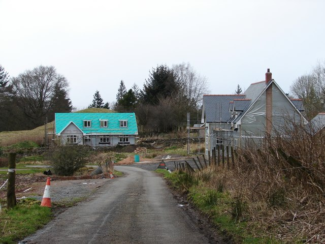 House Building in Croalchapel