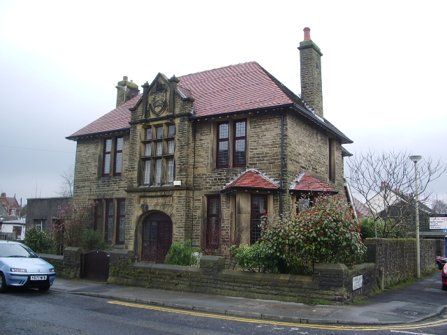 Former police station, Whalley