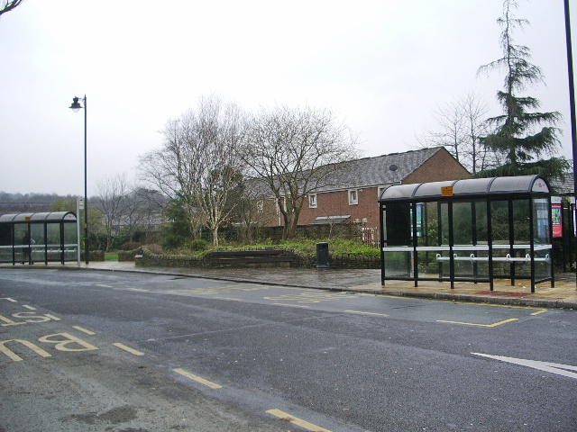 Whalley Bus Station