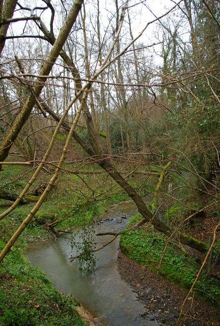 Stream Near Furnace Farm