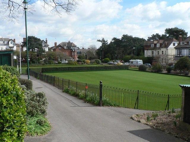Bournemouth: Knyveton Gardens