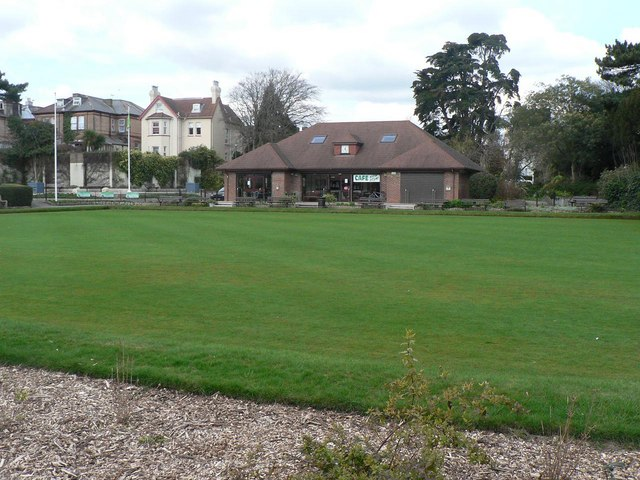 Bournemouth: Knyveton Gardens pavilion