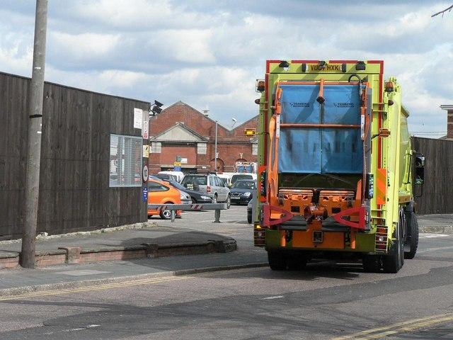 Bournemouth: Southcote Road Depot