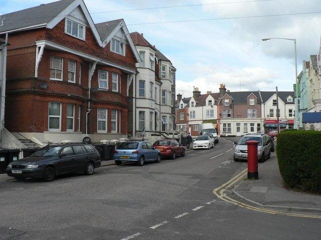 Bournemouth: St. Swithun's Road