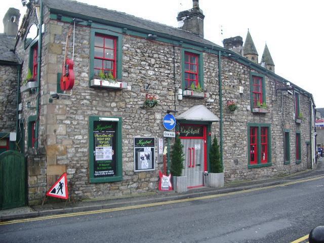 Key Street, Lowergate, Clitheroe