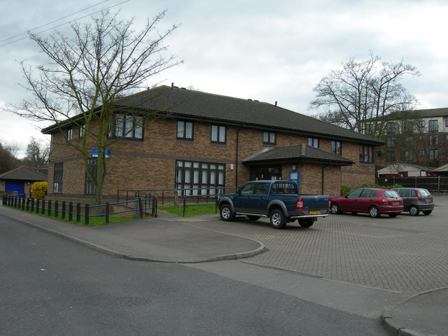 Luton Library, Nelson Terrace, Chatham