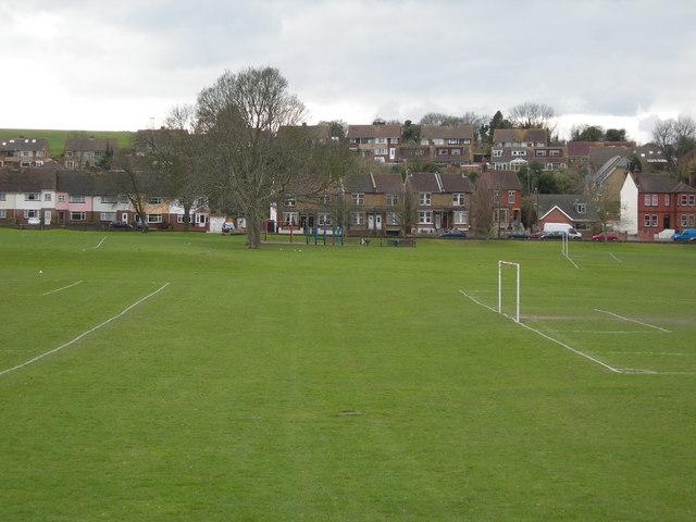 Luton Recreation Ground, Chatham (2)